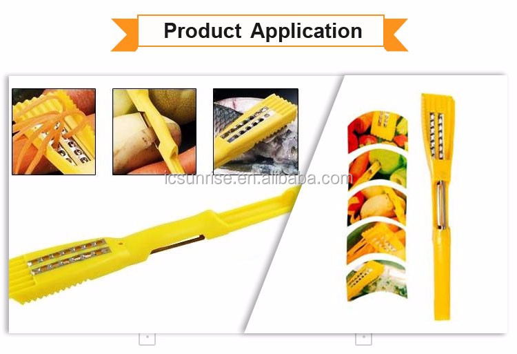 New product yellow vegetable peeler with high quality