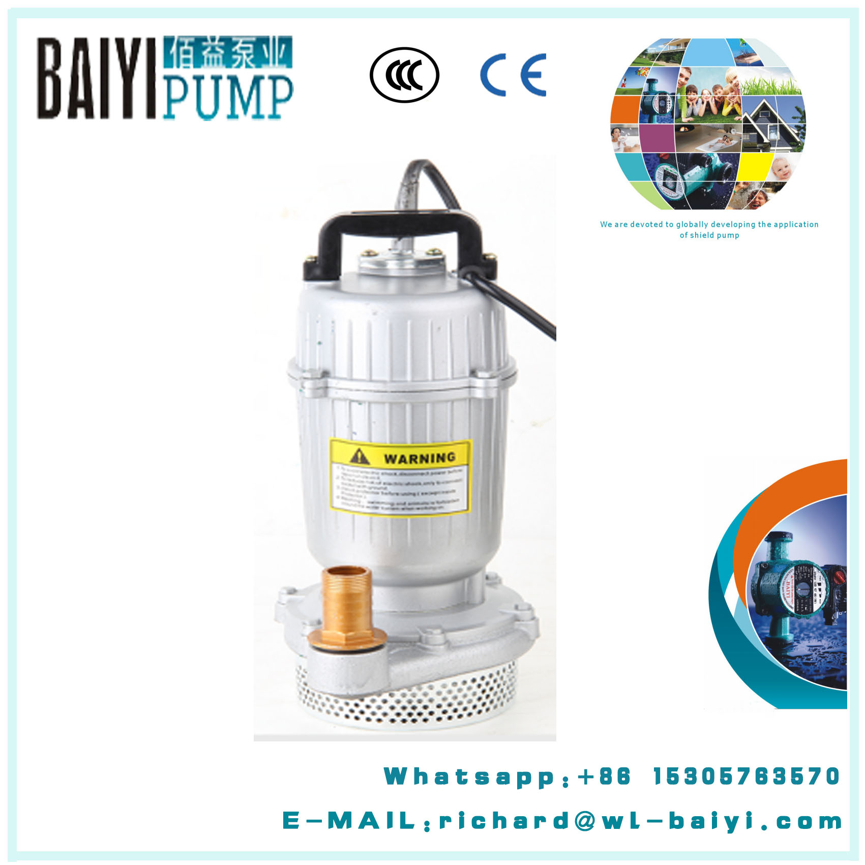 hot sale & high quality resun sp-400lv submersible pump With the Best Quality
