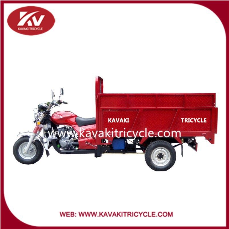 2015 Top selling good quality new three wheel cargo motorcycle with cheap price for adult in countryside