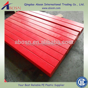slide slips similar to Teflon wear strip & Nylatron wear strip & Tivar wear strip