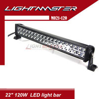 LIGHTMASTER 24INCH 120W LED LIGHT BAR FLOOD SPOT COMBO BEAM FOR 4WD UTE OFFROAD