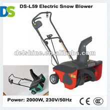 DS-L59 2000W Electric Snow Thrower/Electric Snow Blower