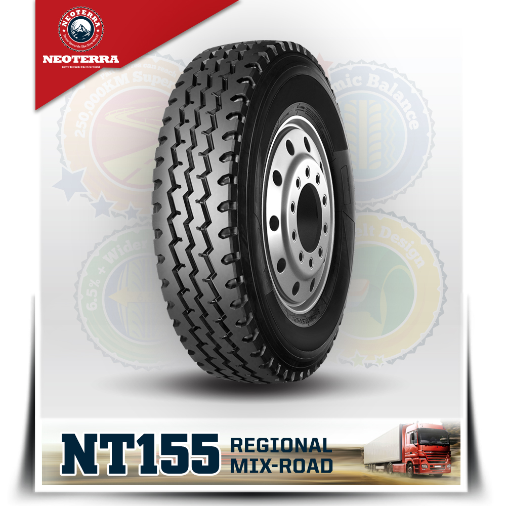 Neoterra Brand new radial truck tires 10R20 10.00R20 with BIS