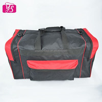 2014 promotional good quality polyester travel duffel bag