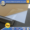 Factory wholesale high gloss white cast pearl acrylic glass sheet 3mm 4x8