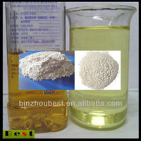 china clay MSDS acid activated clay palm oil powder