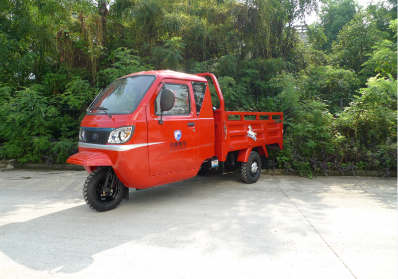200cc manufacturer made Strong power rickshaw cargo tricycle