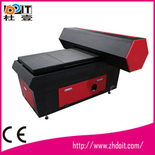 multifunction printer for mobile case,inkjet printers for 8 colors /2014 UV Multifunction Printer for roll to roll material