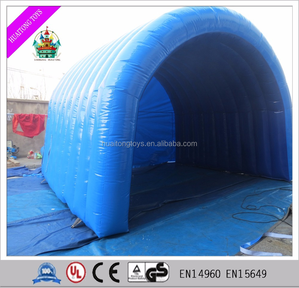 Inflatable tent large outdoor inflatable event dome tent giant air tent