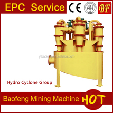 Classifying device used in closed-circuit grinding operations classification machine hydrocyclone with the best price