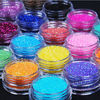 glitter eyeshadow powder pigments for makeup shimmering powder/cosmetic