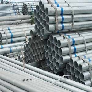 Hollow Section Galvanized Square Steel Pipe Tube