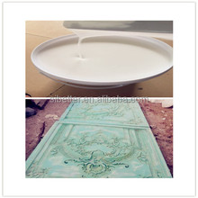 Price of Silicone Rubber for Decorative Plaster Molds Making