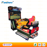 2015 New Racing Game Machine For Wholesale/4D Simulator Arcade Games For Game Center