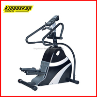 KDK 303H Deluxe magnetic mountain climbing exercise bike/commercial Aerobic step