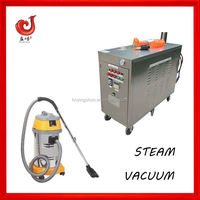 2016 CE no boiler outside mobile diesel steam self service car wash equipment