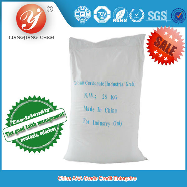 HOT SALE calcium carbonate specification