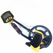 best quality waterproof metal detector for gold and silver with width 10m