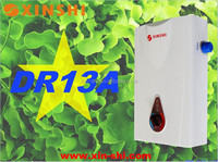 Instant water heater/Tankless water heater/Electric instant water heater of single phase 220-240v 11kw for bathroom-DR13C
