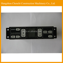 Excavator engine parts PC200-7 PC220-7 PC300-7 airconditioning control panel 146570-0160 237040-0021