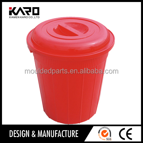 Food Grade Disposable Plastic Cup with Airtight Cap