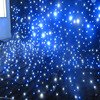 HI-COOL night club decor mini led projector led star curtain