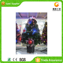 Low Price Christmas Craft Fiber Optical Hotselling Christmas Tree