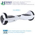 HTOMT wheel scooter 2016 Newest 6.5 Inch Smart Electric Scooter 2 Wheels Unicycle Self Balance Hoverboard smart scooter