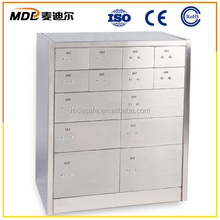 Powder Coating Paint Electric Safe Lock Bank Vault with Biometric Lock