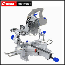 G-max Bench Tools 210mm 2100W Powerful Metal Miter Saw GT15322