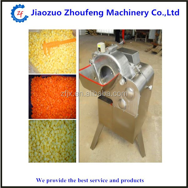 vegetable cube cutting machine,vegetable dicer machine