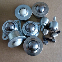 Metal ball transfer unit / metal ball caster / plastic ball with stainless steel case roller ball transfer unit
