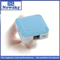 power supply 150m fast wireless 3g router with firewall built-in