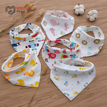 100% cotton custom printed disposable bibs