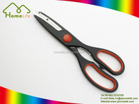 Wholesale cheap price different types of Kitchen Scissors with platsic handle