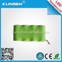 China Ni-Cd rechargeable battery 1800mAh sc1800