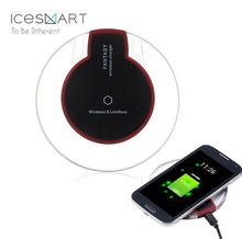 universal qi wireless charger 5v 2a for iphone 7 for Samung mobile phone
