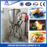 Newest disigned large ice blender machine/industrial blenders for smoothies/fruit smoothies mix