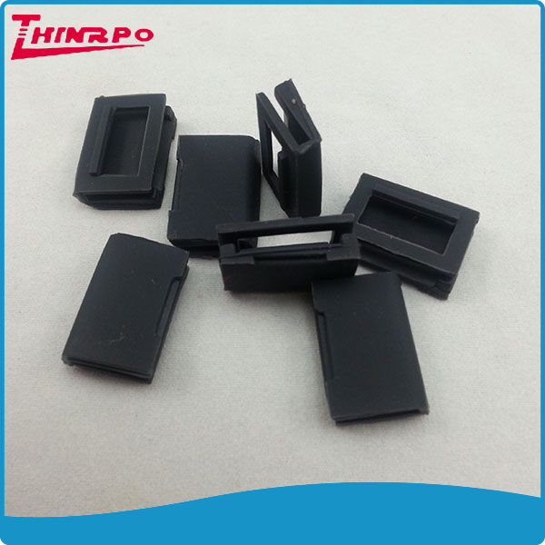 small molded rubber part TS16949 / ISO9001 certificated factory