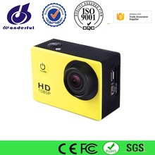 "Cheapest wifi mini 2.0""sport dv action camera with user manual and waterproof housing case wifi sport dv"