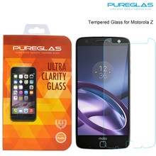 Nano liquid Tempered glass protective film , screen protector with design for Motorola Z and Z Force