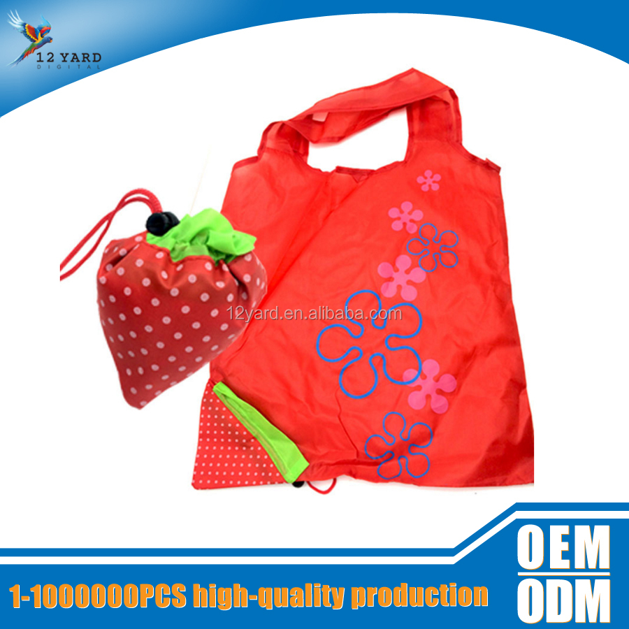 taobao Reusable Grocery Tote Promotional Foldable Shopping Bag