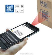 Cilico 7inch rugged barcode scanner 2D tablet pc with long range RFID reader