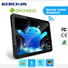 15.6 Inch wall mounted android tablet 4gb ram , android tablet pc 15 inch , waterproof ad display