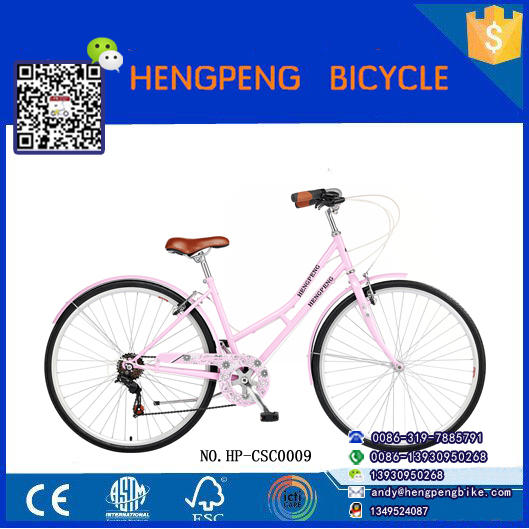 "2015 24''26'' 28""single speed city bike/bicycle/cycling for lady"