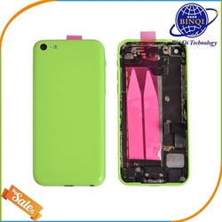 Wholesale original For iphone 5c back cover housing replacement-- Cheap