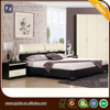 High quality mdf bedroom furniture queen beds wall bed murphy bed