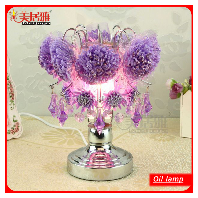 Wedding favor electric modern dressing table lamp home decor