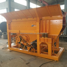 low cost price vibrating grizzly screen feeder for mining used from supplier