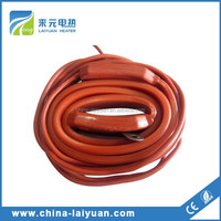 Industrial Electric Flexible Thermal Silicone Heater Blanket